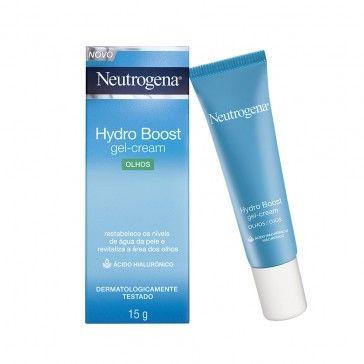 Neutrogena Hydro Boost Gel-Creme Contorno de Olhos 15ml