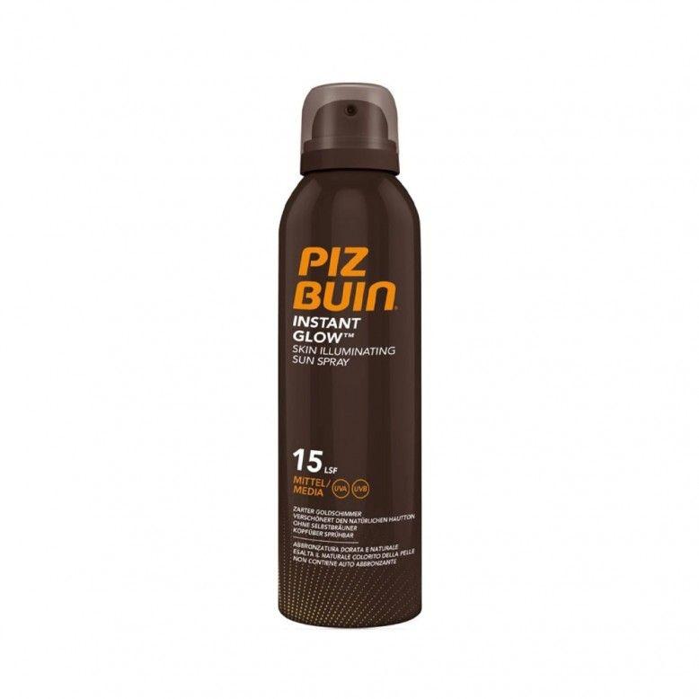 Piz Buin Instant Glow Spray Solar SPF15 150ml