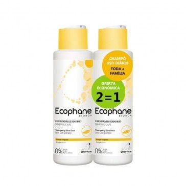 Ecophane Champô Ultra Suave 2 x 500ml