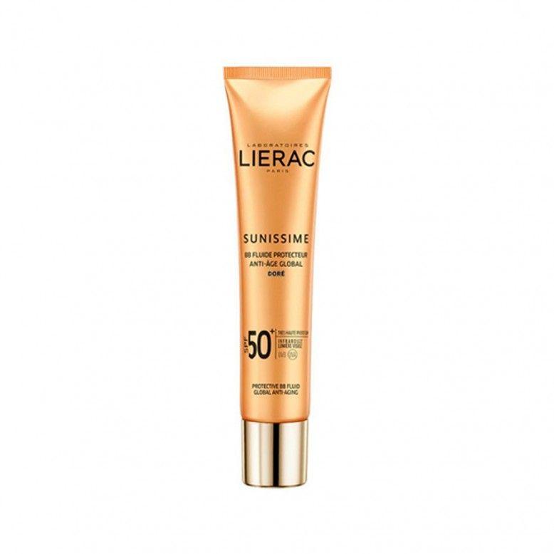 Lierac Sunissime Fluído BB Dourado SPF50+ 40ml