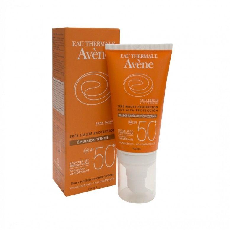 Avène Solar Age Cream with Color SPF50+ 50ml