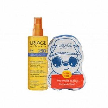 Uriage Bariésun Spray Infantil SPF50+ 200ml + Toalha