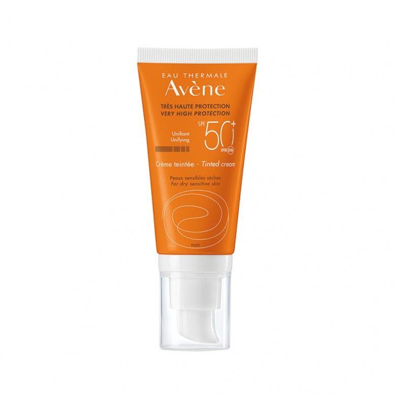 Avène Solar Creme com Cor SPF50+ 50ml