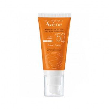 Avène Solar Face Cream Dry Touch SPF50+ 50ml