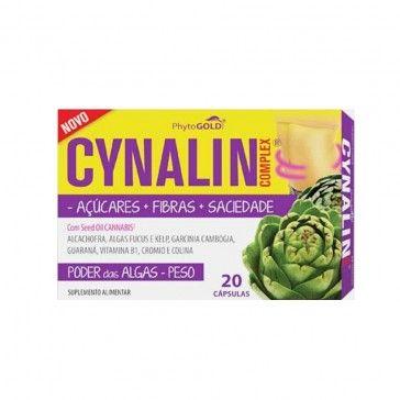 PhytoGOLD Cynalin Complex 20 Cápsulas