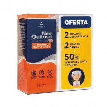 Neo Quitoso Plus 100 + Toalha + Fita