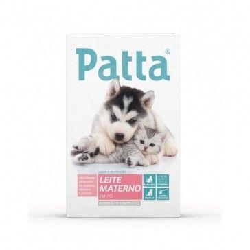 Patta Leite Materno Pó Cão & Gato 250g