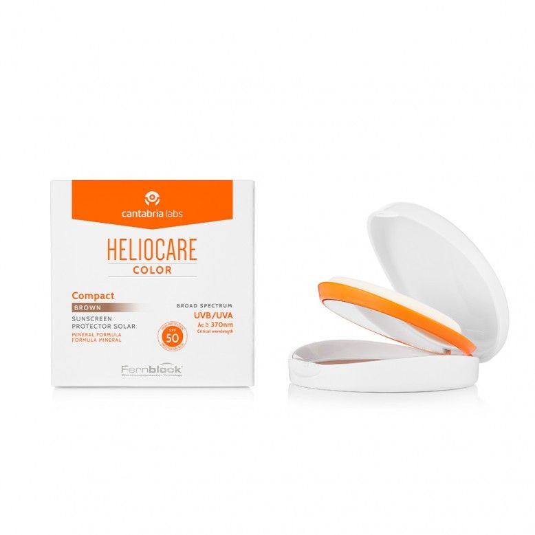 Heliocare Color Compact Brown SPF50 10g
