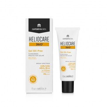 Heliocare 360 Gel Oil-Free SPF50+ 50ml