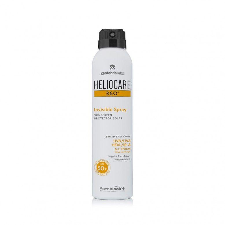 Heliocare 360 Invisible Spray SPF50+ 200ml
