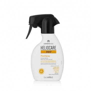 Heliocare 360 Fluid Spray FPS50 250ml