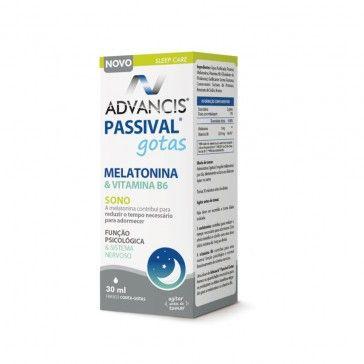 Advancis Passival Gotas 30ml