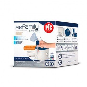 PIC Air Family Evolution Nebulizador