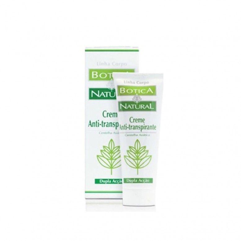 Botica Natural Creme Anti-Transpirante 75ml