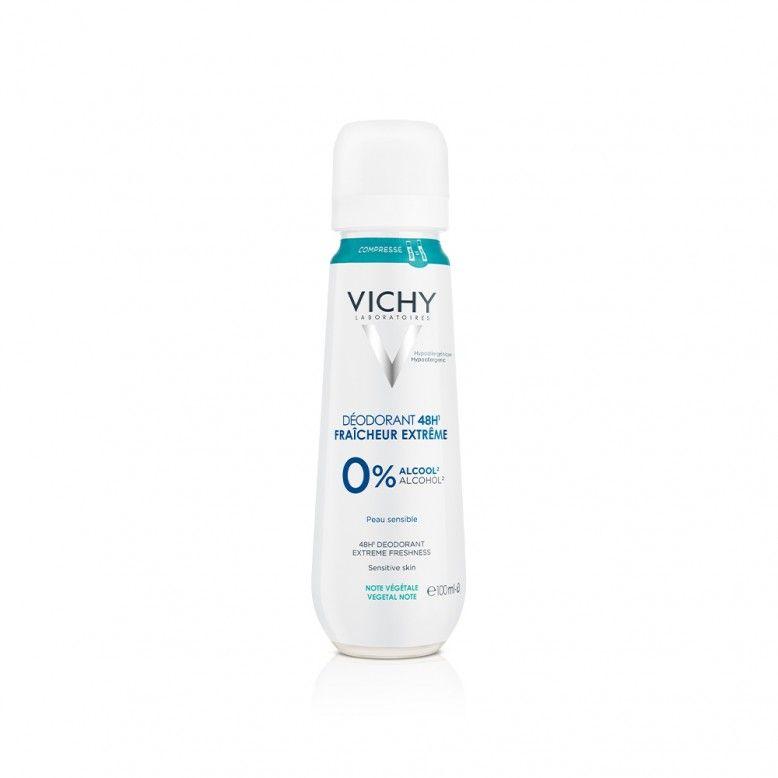 Vichy Desodorizante 48h Frescura Extrema 100ml