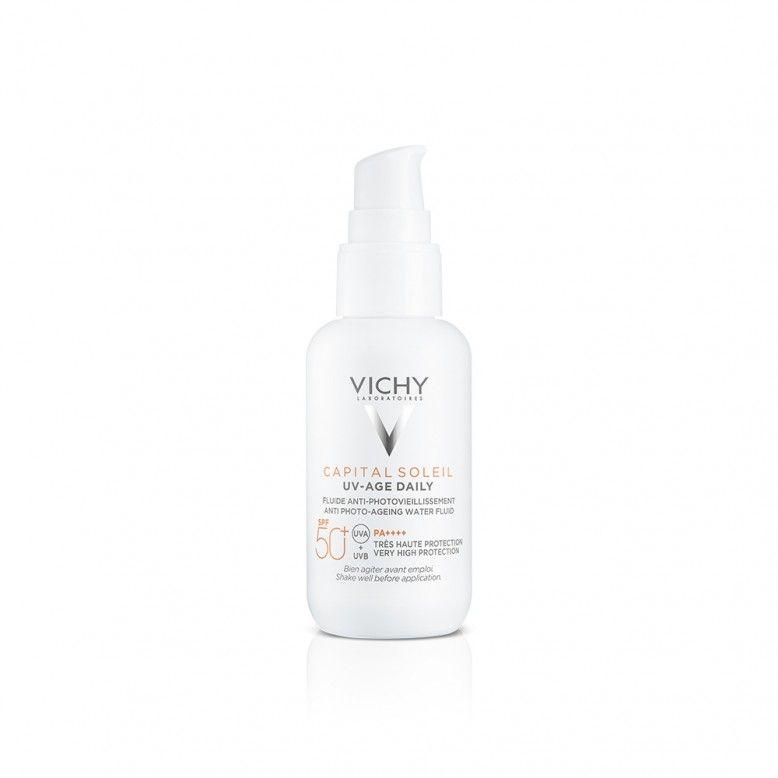 Vichy Capital Soleil UV-Age Daily Fluido SPF50+ 40ml