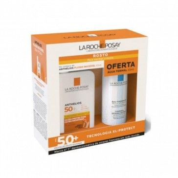 La Roche-Posay Anthelios Invisible Fluid Pack SPF50+ 50ml + Thermal Water 50ml