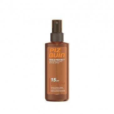 Piz Buin Tan & Protect Óleo Spray SPF15 150ml
