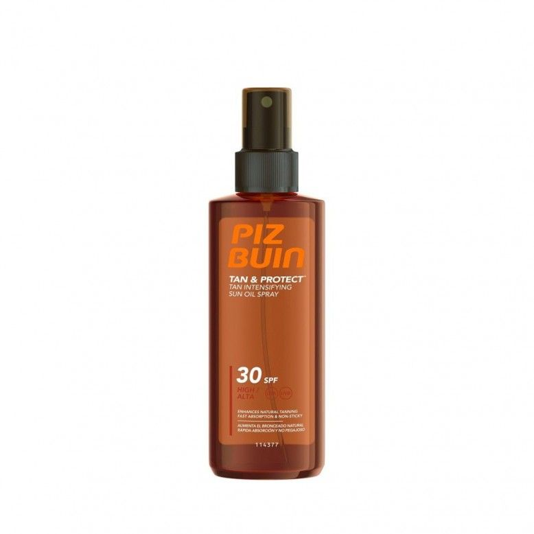 Piz Buin Tan & Protect Óleo Spray SPF30 150ml