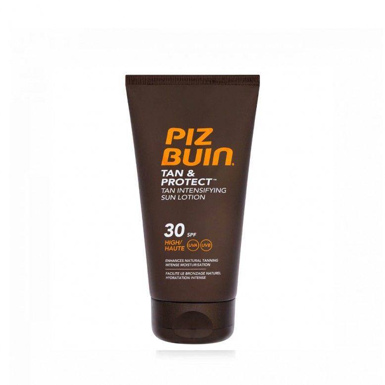 Piz Buin Tan & Protect Loção SPF30 150ml