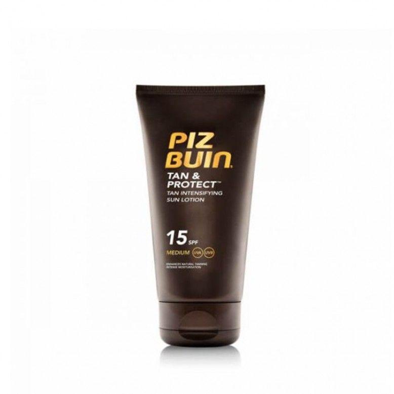 Piz Buin Tan & Protect Loção SPF15 150ml