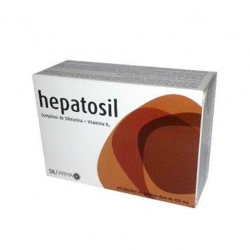 Hepatosil 60 Cápsulas