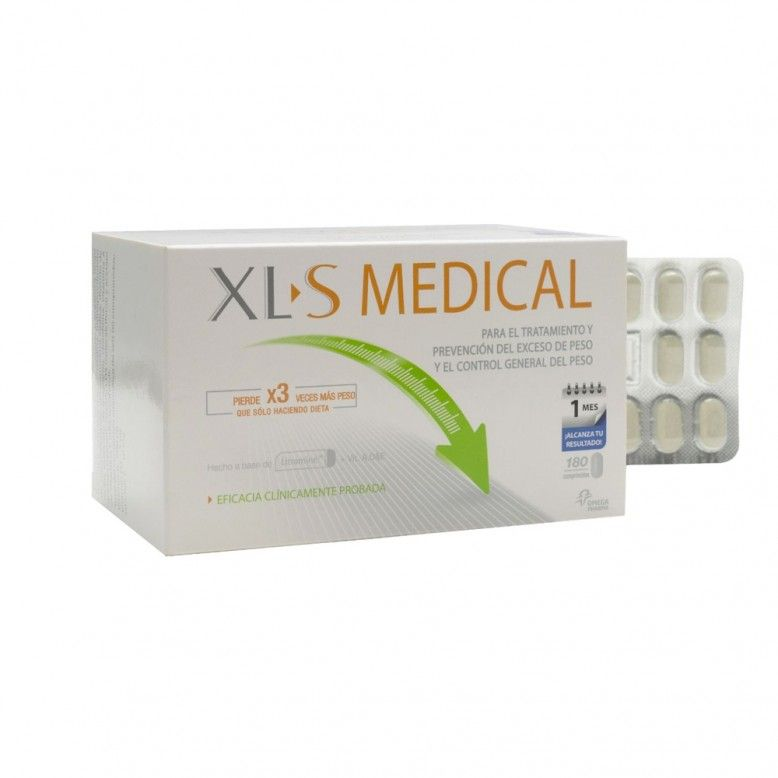 XLS Medical Captador Gorduras x180