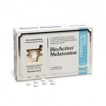 BioActivo Melatonina x60
