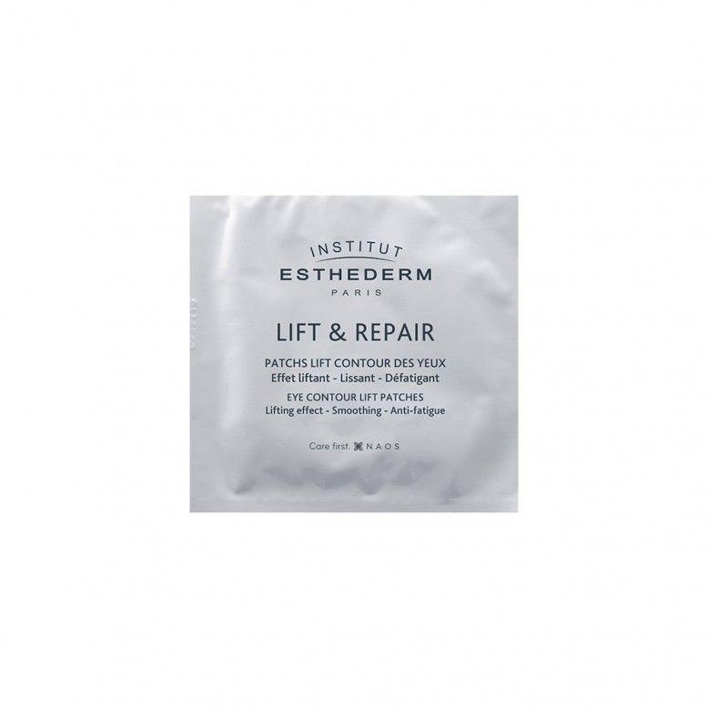 Esthederm Lift & Repair Patchs Contorno Olhos 5 saquetas
