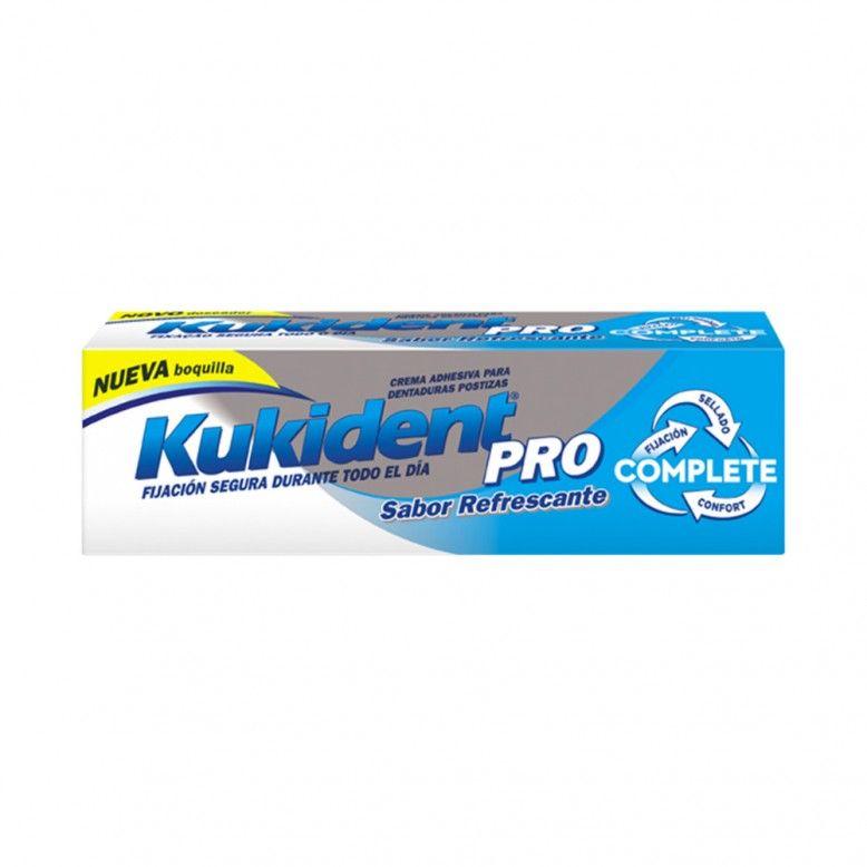 Kukident Pro Complete Creme Refrescante 47g