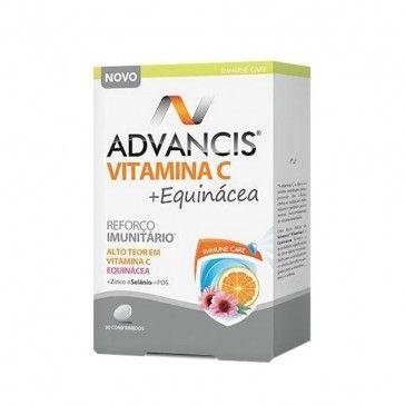 Advancis Vitamin C + 30 tablets Echinacea
