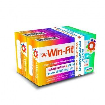 Win-Fit Multi 2x30 Comprimidos