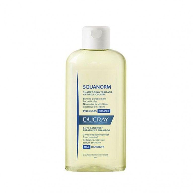 Ducray Squanorm Champô Anti-Caspa Oleosa 200ml