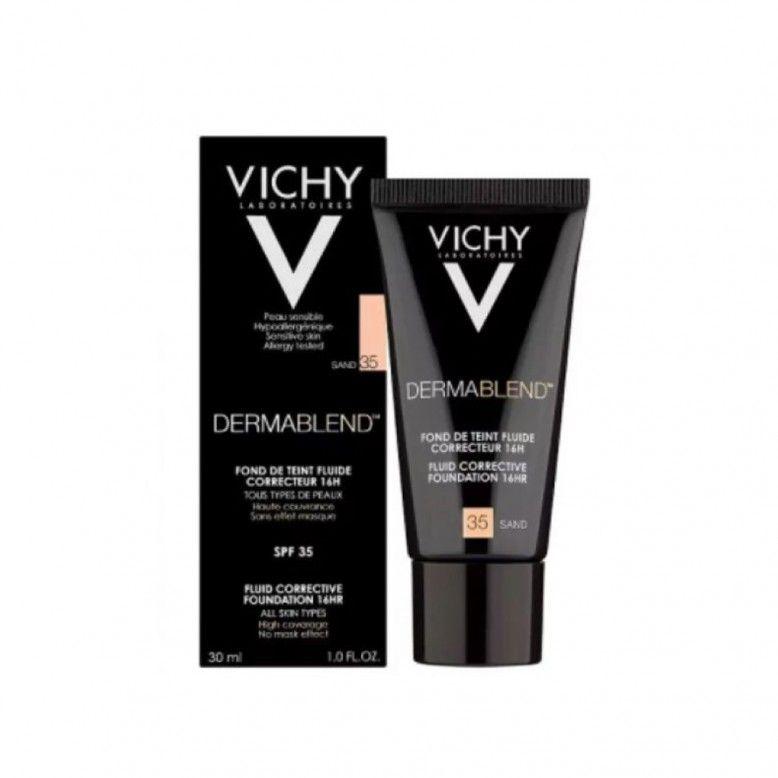 Vichy Dermablend Base n35 Sand 30ml