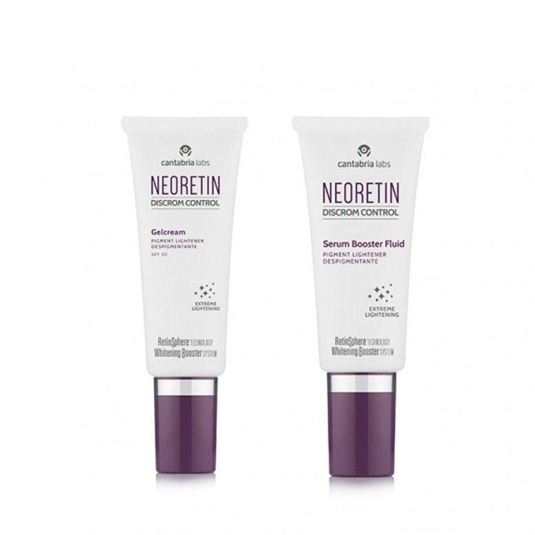 Neoretin Discrom Control Pack Despigmentante Gel-Creme 40ml + Serum 30ml