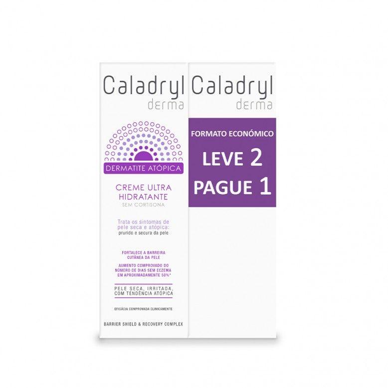 Caladryl Dermatite Atópica Creme Ultra Hidratante 2x200g