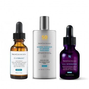 Skinceuticals Coffret Anti-Age CE Ferulic Serum 30ml + Protect Mineral Radiance UV Defense SPF50 50