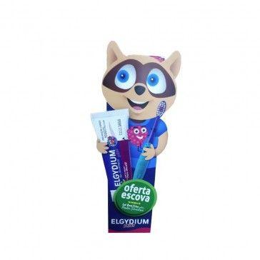 Elgydium Kids Frutos Silvestres Kit Back to School