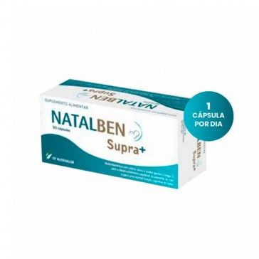 Natalben Supra+ 30 cápsulas
