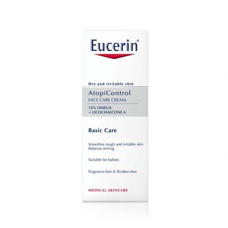 Eucerin AtopiControl Creme de Rosto 50ml