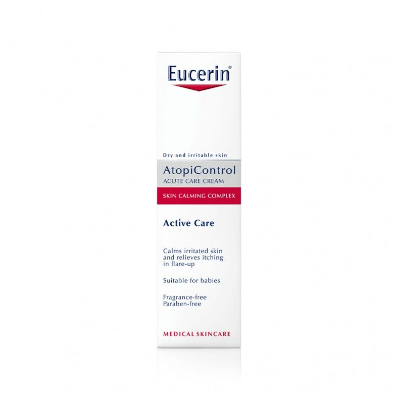 Eucerin AtopiControl Creme para Fases Agudas 40ml