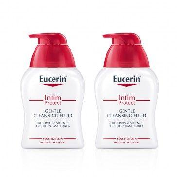 Eucerin Gel Higiene Íntima 2x250ml