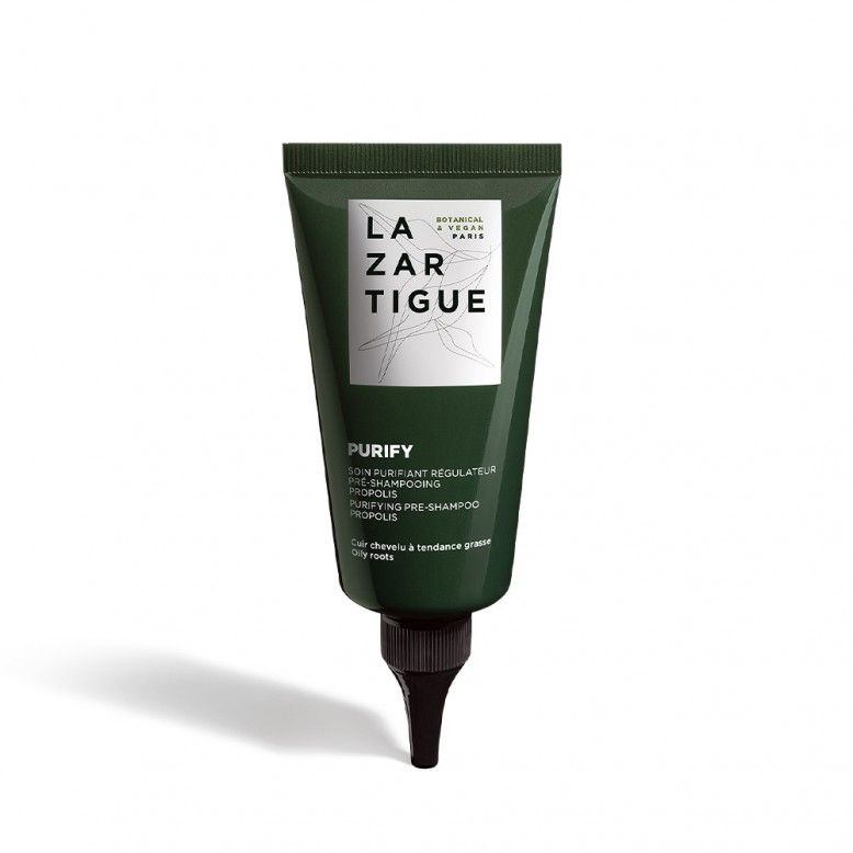Lazartigue Pré-Champô Purificante Regulador 75ml