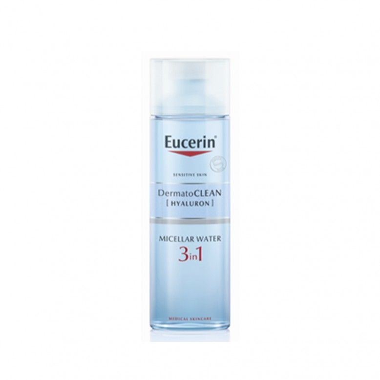Eucerin Dermatoclean 3 em 1 Solução Micelar 200ml