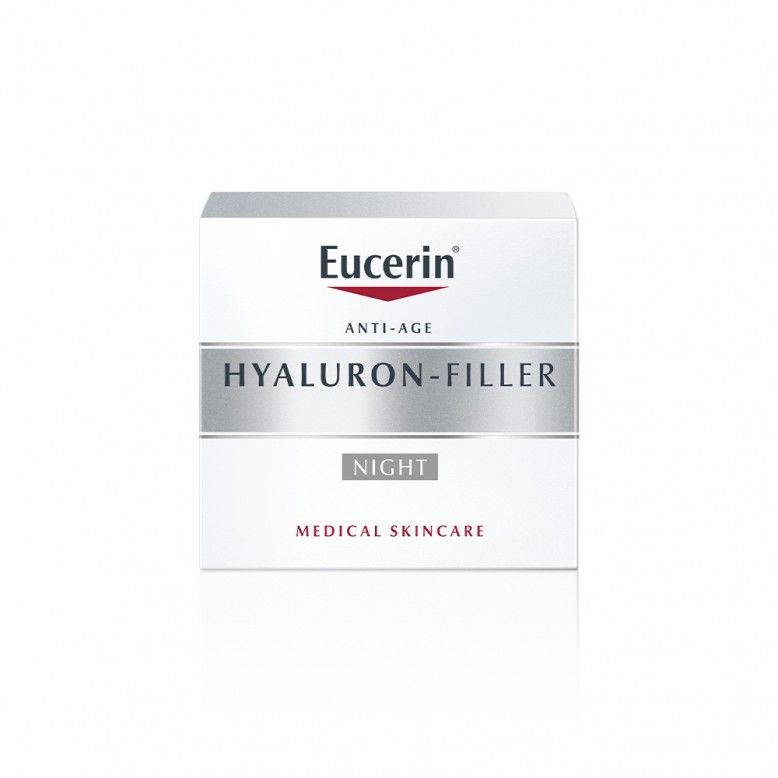 Eucerin Hyaluron-Filler Creme de Noite 50ml