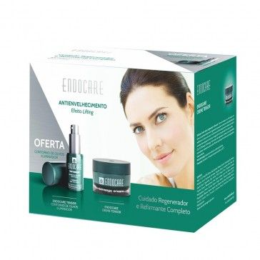 Endocare Tensage Pack Creme Tensor 50ml + Contorno Olhos 15ml