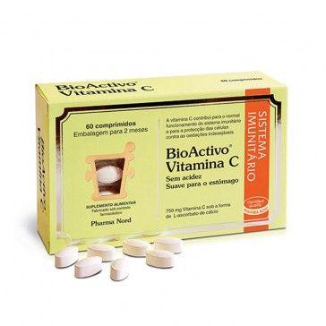 BioActivo Vitamina C 60 Comprimidos